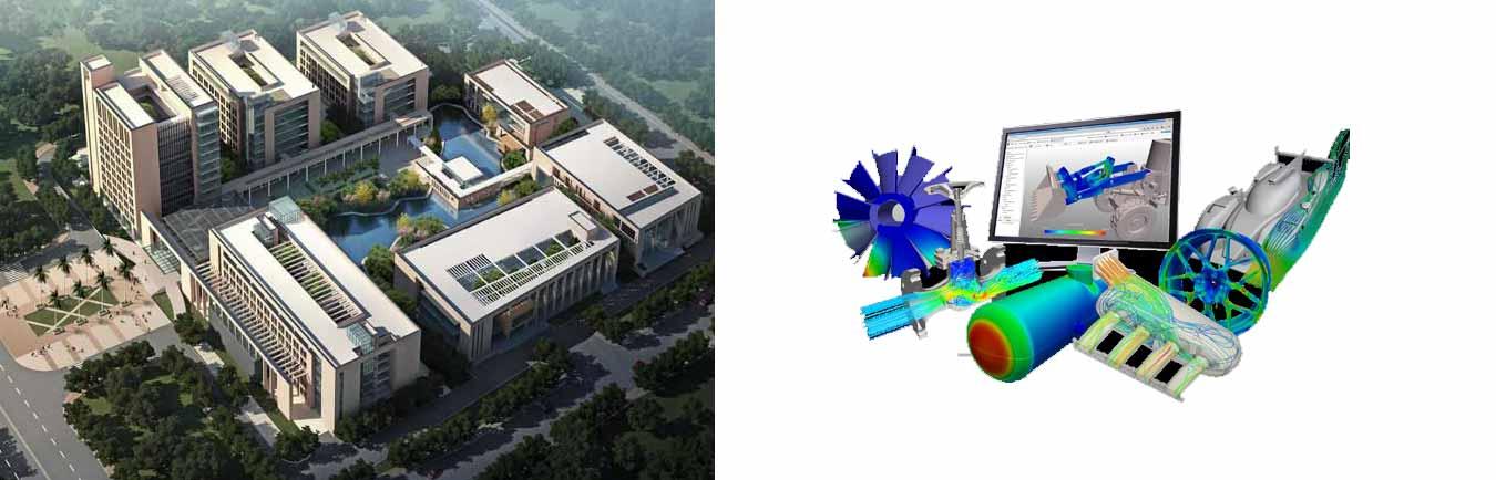 ساخت انیمیشن صنعتی و معماری